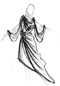 Gown, Nymph