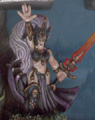 Thumbnail: Dark Elf Sorceress