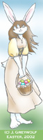 Thumbnail: Rabbit Peasant with Eggs