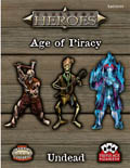 Age of Piracy #3: Undead
