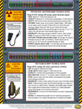 Proton Pack & Slime Blower Player Reference Cards