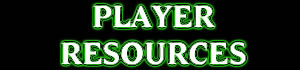 Player Resources