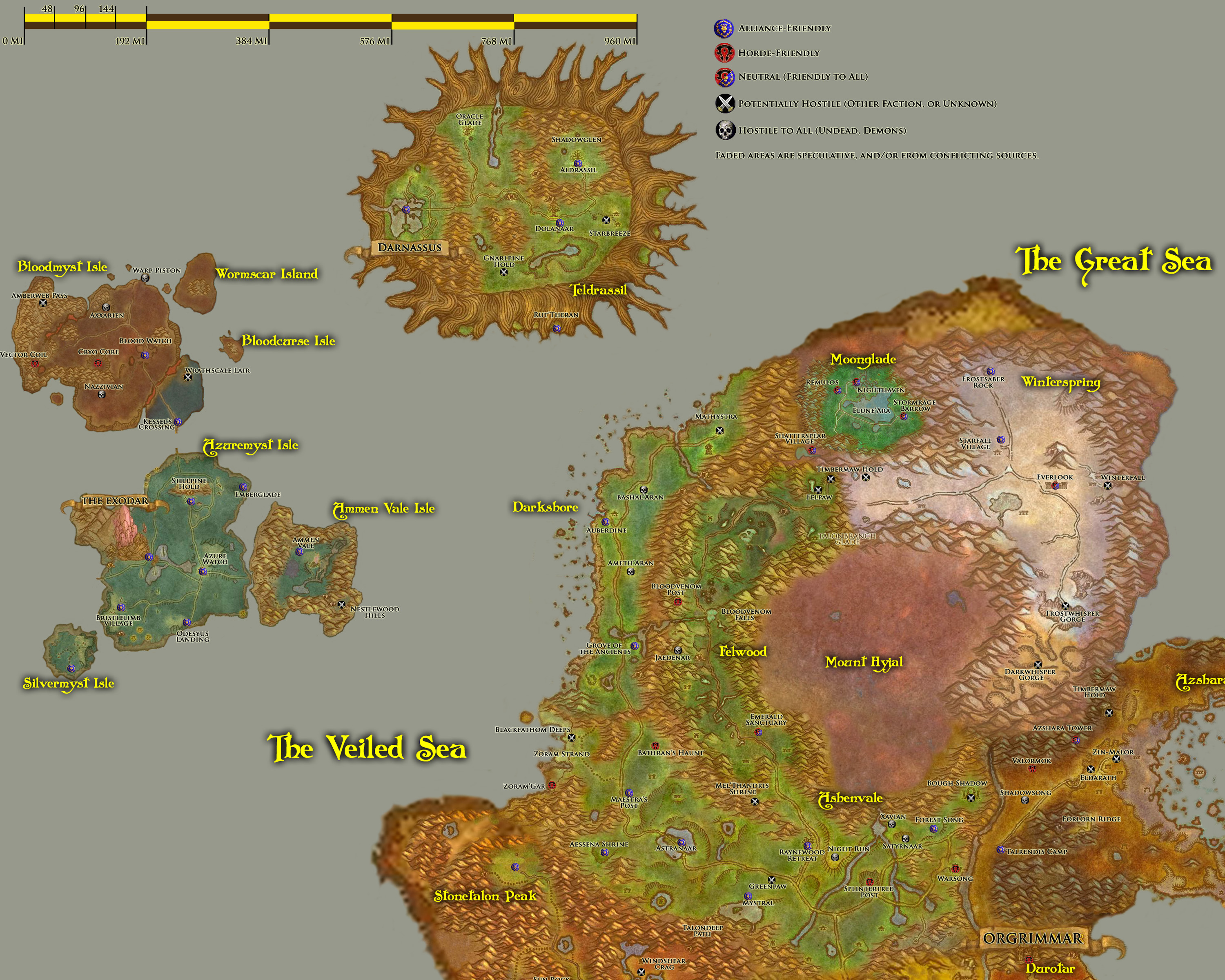 How can Horde get to azuremyst isle? : wow - reddit